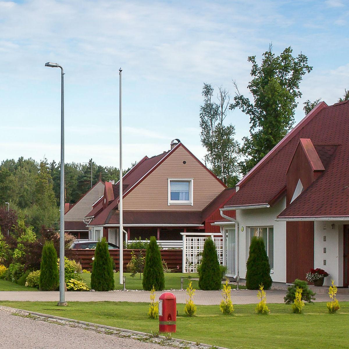Lõviküla residential area