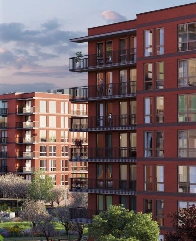 Manufaktuuri rental apartment buildings